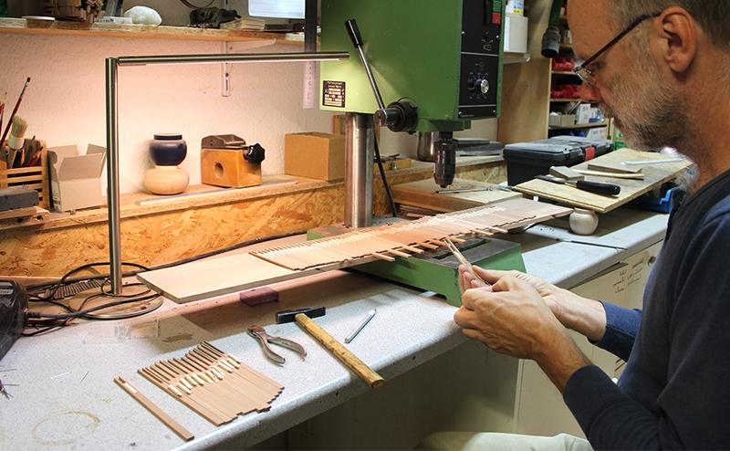 harpsichord build germany