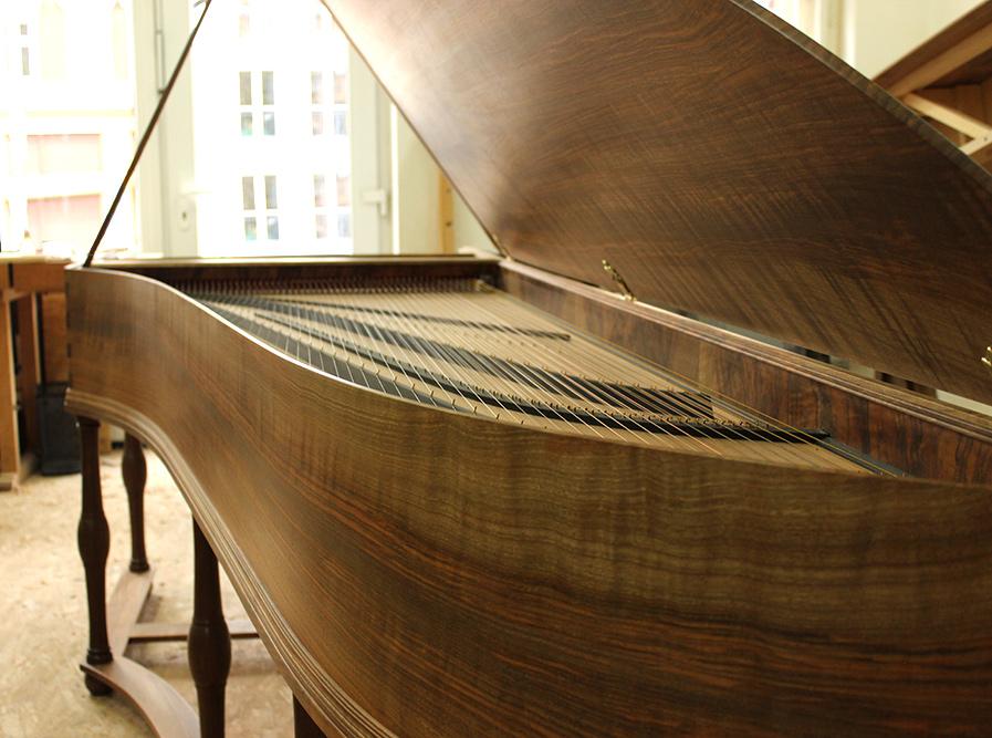 cembalo werkstatt